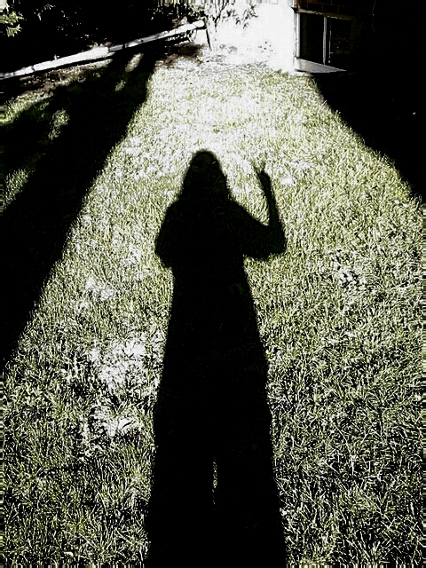 shadow photo peace