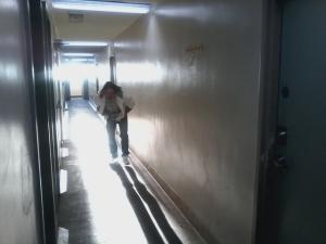 hallway kenny